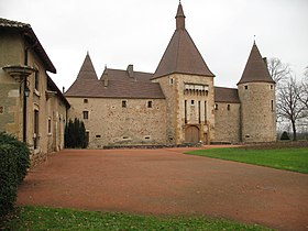 Image illustrative de l'article Château de Corcelles-en-Beaujolais