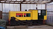 Chain driven Sentinel locomotive of Leighton Buzzard Light Railway.jpg