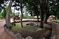 Chaitya and Water Pot for Birds - Santiniketan 2014-06-29 5575.JPG