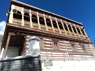 Chaqchan Mosque - Image: Chaqchin Masjid