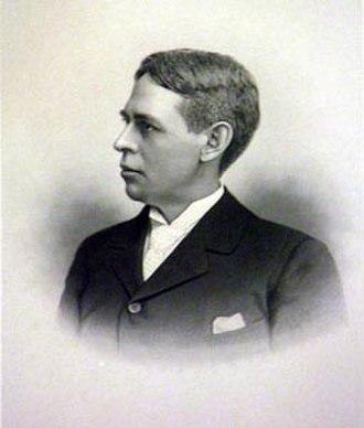 Charles H. Aldrich - Charles Aldrich portrait