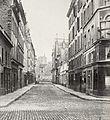 Charles Marville, Rue de l'Arcade, de la rue St. Lazare, ca. 1853–70.jpg