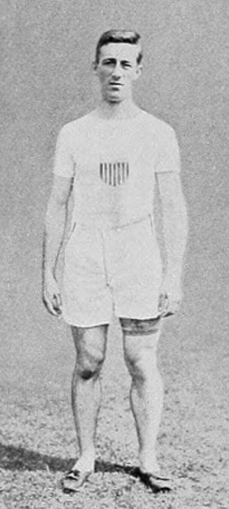 Charles Reidpath - Charles Reidpath at the 1912 Olympics