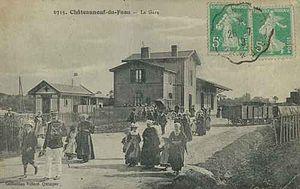 Châteauneuf-du-Faou - Image: Chateauneuf