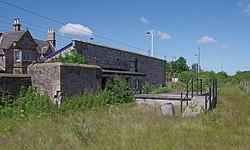Chathill railway station MMB 11.jpg