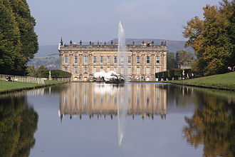 William Talman (architect) - Image: Chatsworth House 032