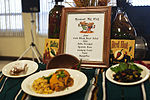 Chef of quarter competition sizzles at Anderson Hall Dining Facility 130227-M-NP085-006.jpg