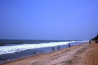 Cherai - Image: Cherai Beach 2