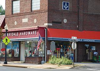 Cherrydale Historic District