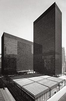 Mies Van Der Rohe Design Philosophy.Ludwig Mies Van Der Rohe Wikipedia