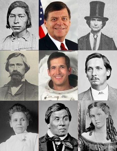 Chickasaw portraits