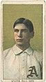Chief Bender, Philadelphia Athletics, baseball card portrait LCCN2008676834.jpg