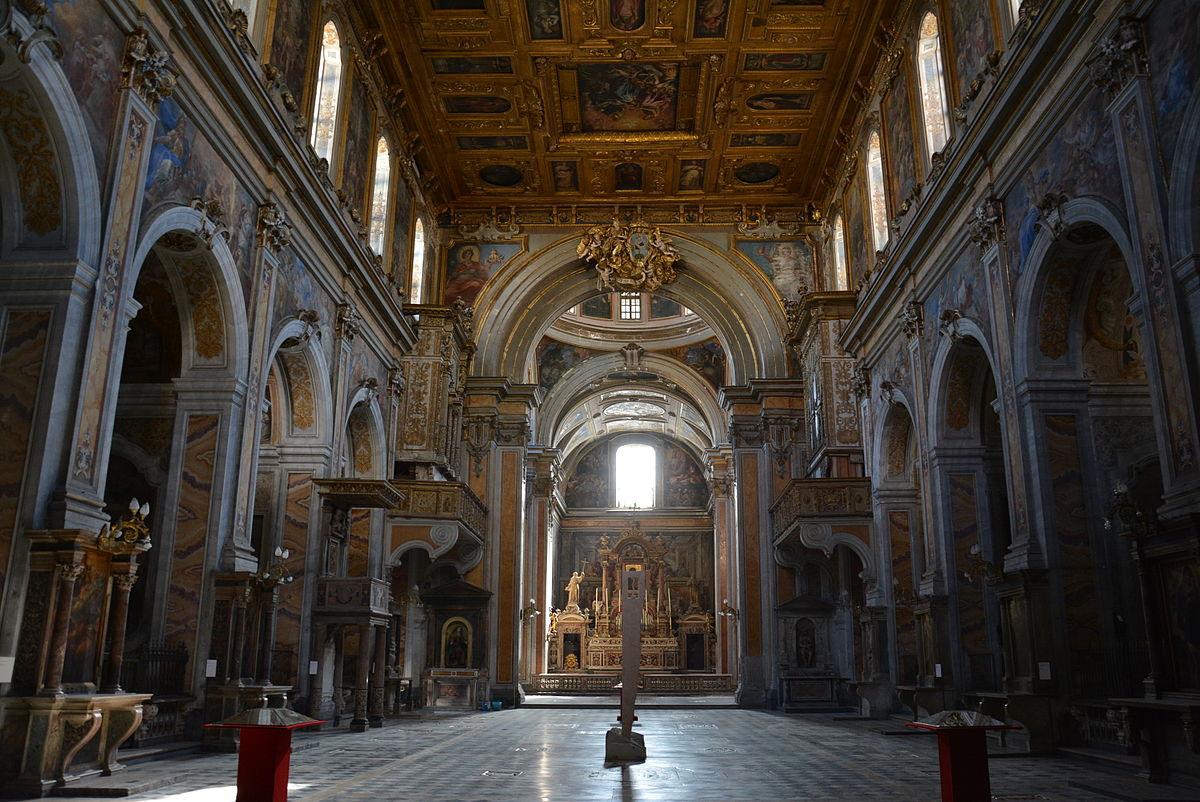 Complesso monumentale di Santa Maria la Nova - Wikipedia
