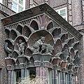 Chilehaus (Hamburg-Altstadt).Bauschmuck.Kuöhl.Burchardstraße.3.29133.ajb.jpg