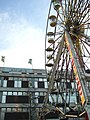 Christmas Big Wheel in Barkers Pool - geograph.org.uk - 1083811.jpg