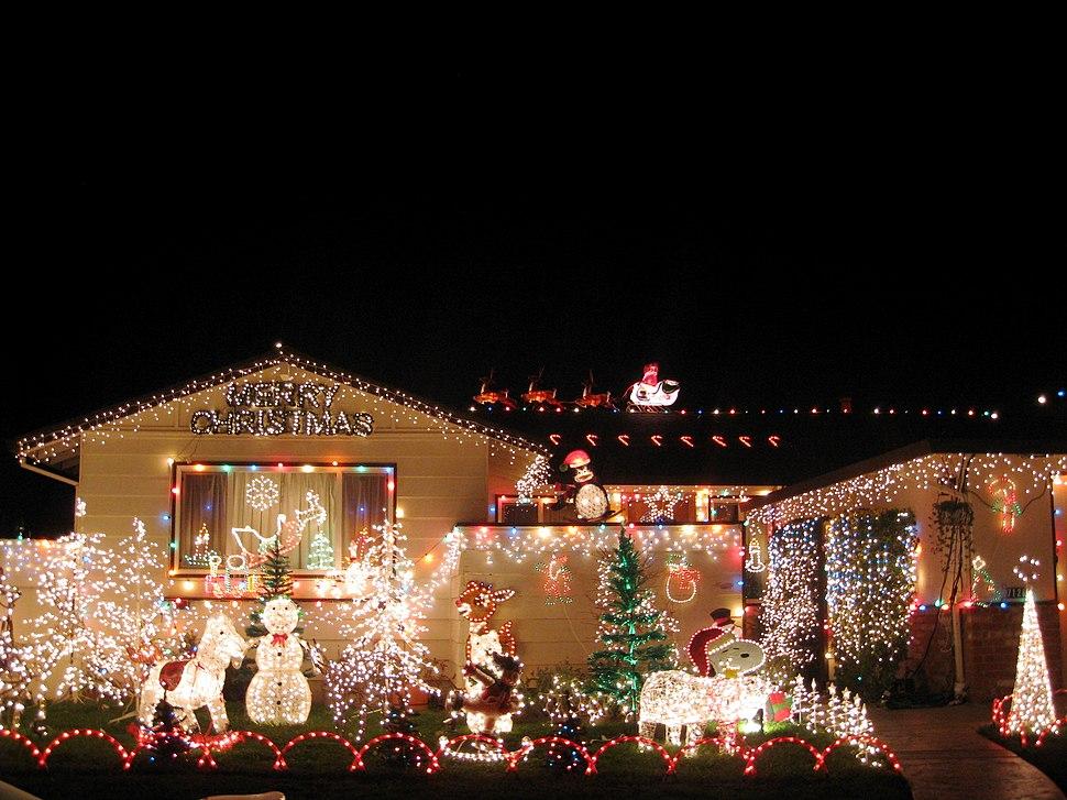 Christmas in Dublin, CA