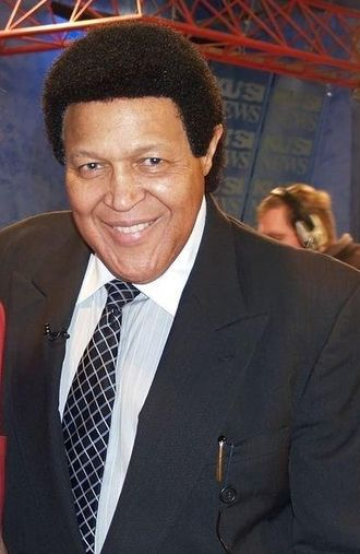 Chubby Checker - Chubby Checker during a TV interview in 2008