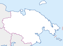 Anadyr is located in Tsjukotka
