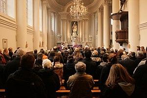 Heilige Lodewijkkerk - Image: Church Leiden Lodewijk 2