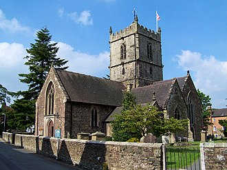 Grade I listed churches in Shropshire - St Laurence's Church, Church Stretton