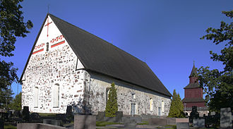 Ingå - Ingå Church