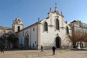 Igreja de São Julião (Setúbal) - Igreja de São Julião