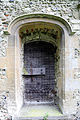 Church of St Andrew, Good Easter, Essex, England - chancel north door.JPG