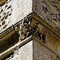 Church of St Mary the Virgin, Sheering, Essex ~ porch southeast corner grotesque.jpg