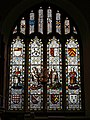Church of St Nicholas, Ash-with-Westmarsh, Kent - stained glass window.jpg