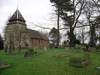 Wyken - Church of St Mary Magdalene