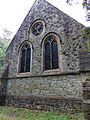 Church of the Holy Innocents, High Beach, Essex, England - north transept exterior.jpg