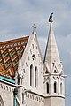 Church spire with raven (16104149630).jpg