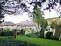 Churchyard, Dewlish - geograph.org.uk - 1013181.jpg
