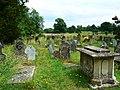 Churchyard, St Bartholomew's Church, Corsham - geograph.org.uk - 1943697.jpg