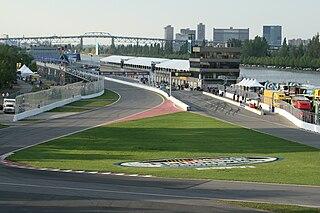 Circuit Gilles Villenueve