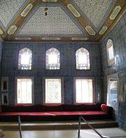 Interior of the Circumcision Room