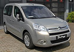 Citroën Berlingo (2008–2012)