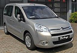 Citroën Berlingo II front