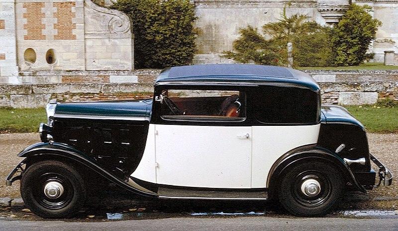 File:Citroen Rosalie Coupe 15CV Anet.jpg