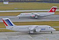 EI-RJX - RJ85 - Air France
