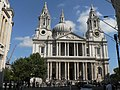 City of London, St. Paul's Cathedral, west front - geograph.org.uk - 614047.jpg