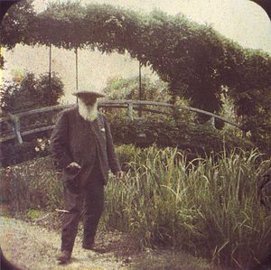 Monet and his gardens