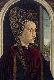 Clarice Orsini wife of Lorenzo de Medici