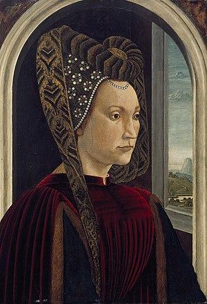 Clarice Orsini - Image: Clarice Orsini de Medici