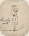 Claude Monet - Caricature of Man Standing by Desk.jpg