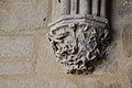 Clef de voûte cathédrale Notre-Dame Bayonne.jpg