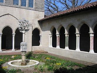 Trie-sur-Baïse - Trie cloister