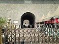 Close view of watchtower of Zhengyangmen Gate.JPG