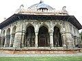 Closeup - isa khan niyazi tomb.jpg