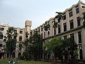 Calcutta National Medical College - Academic Section of Calcutta National Medical College